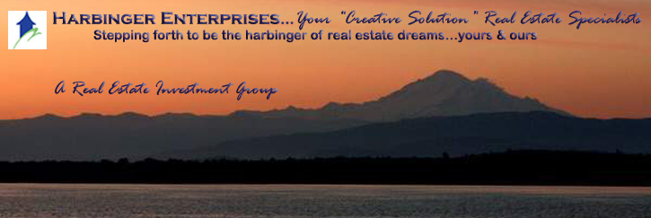 Harbinger Enterprises...A Real Estate Investment Group